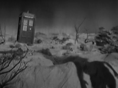 First_ever_Doctor_Who_scene_filmed_fifty_years_ago_today