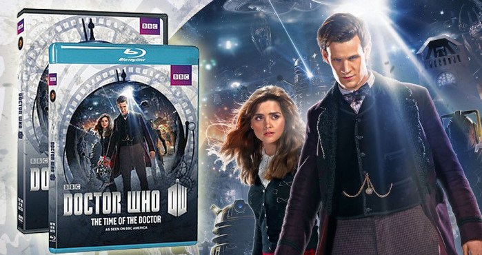 Doctor Who, Christmas Special 2013 - Artwork: Jenna-Louise Coleman and Matt Smith