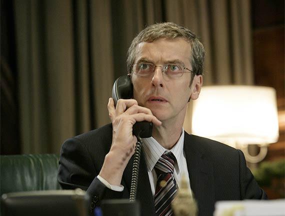 Peter Capaldi nel ruolo di John Frobisher in Torchwood.